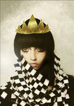 Queen of Mod by yummyauri