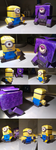 Minions Comics by Tyumenb