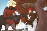 ASoIaF: Rhaegar Targaryen and Lyanna Stark