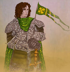 Loras Tyrell: The Knight of Flowers