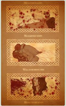 Oberyn/Ellaria: My Lover is Gone