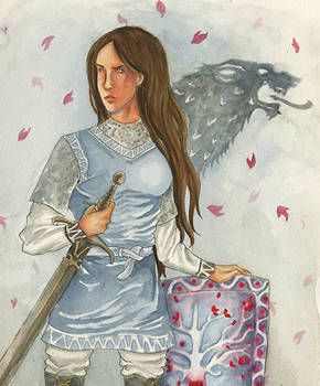Lyanna Stark: The Knight of the Laughing Tree