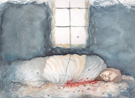 Lyanna Stark: Bed of Blood by SephyStabbity