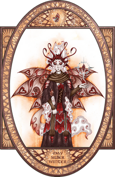 Part III of the divium Triptych: May Silberwinter