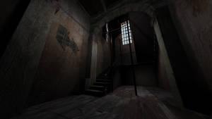 Haunted Hallway by Akira-Ravenlier