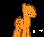 mlp base: Pegasus smiling