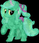 Marina The Crystal Pony