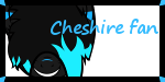Cheshire Fan Stamp by MLP-Scribbles