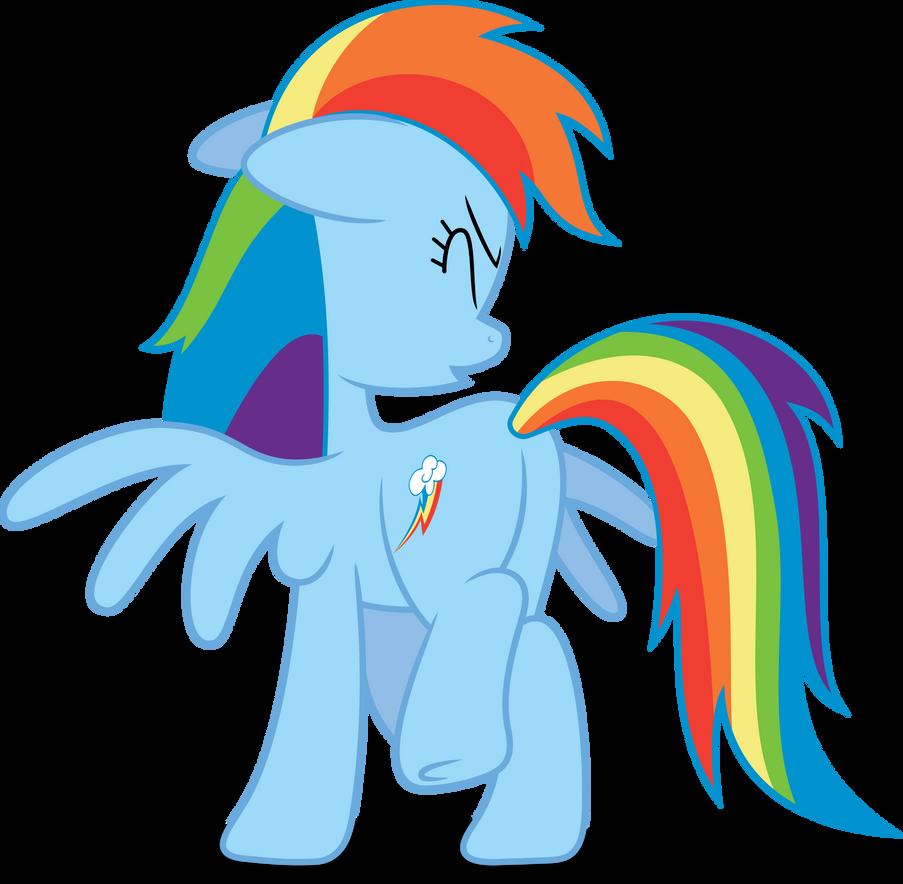 Rainbow Dash Sneeze By MLP Scribbles On DeviantArt