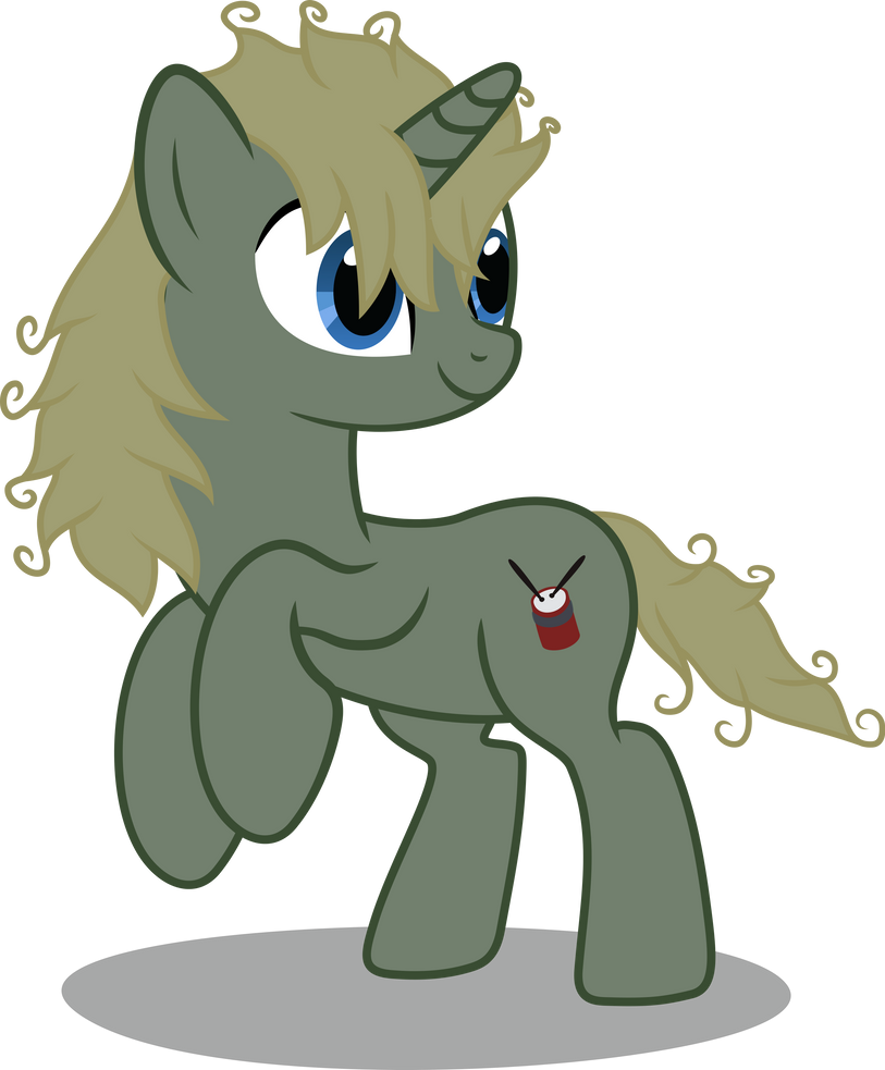 Sloppy The Pony by MLP-Scribbles