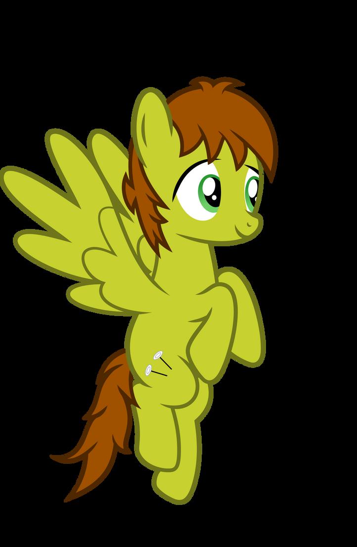 pony for a friend Pokie by MLP-Scribbles