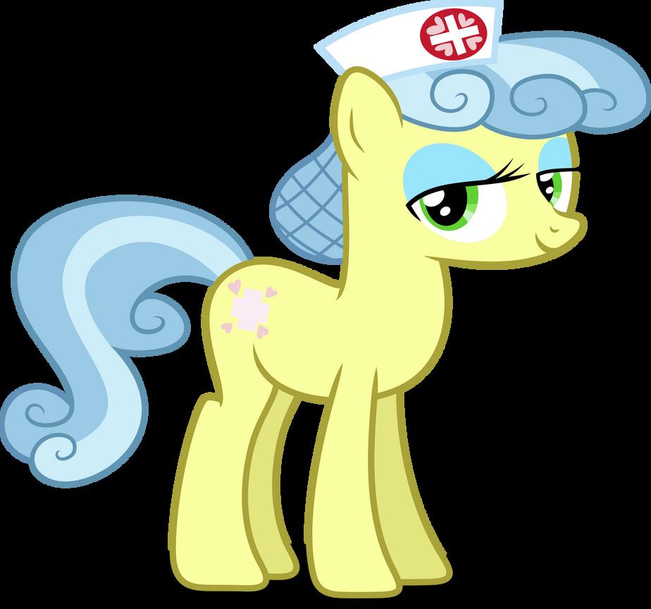 Nurse Snowheart by MLP-Scribbles