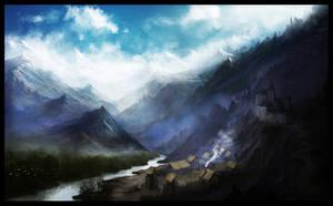 Vek Landscape by Rene-w
