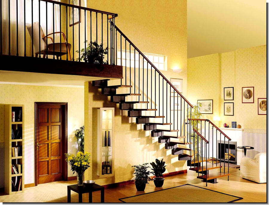 how to change a banister