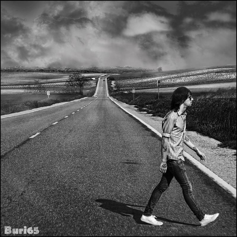 Keep walking by Buri65