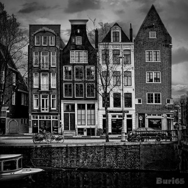Amsterdam III by Buri65