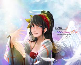 Ilona by LuckyIce