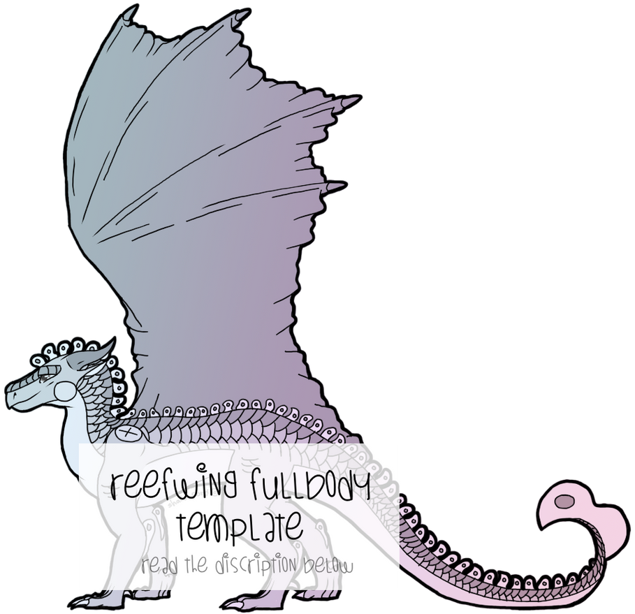 Reefwing Fullbody Template By Shallowpond