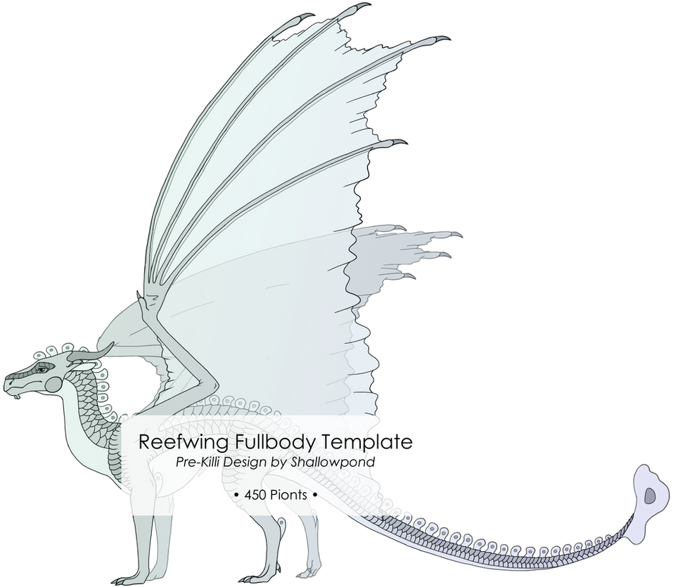 DL:. Updated Reefwing Template by Shallowpond on DeviantArt