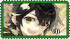 Owari No Seraph - Yuichiro Hyakuya Stamp