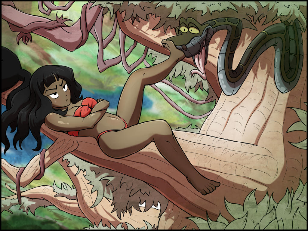 Ariel And Mowgli Porn jungle book snake vore comics   cloudy girl pics