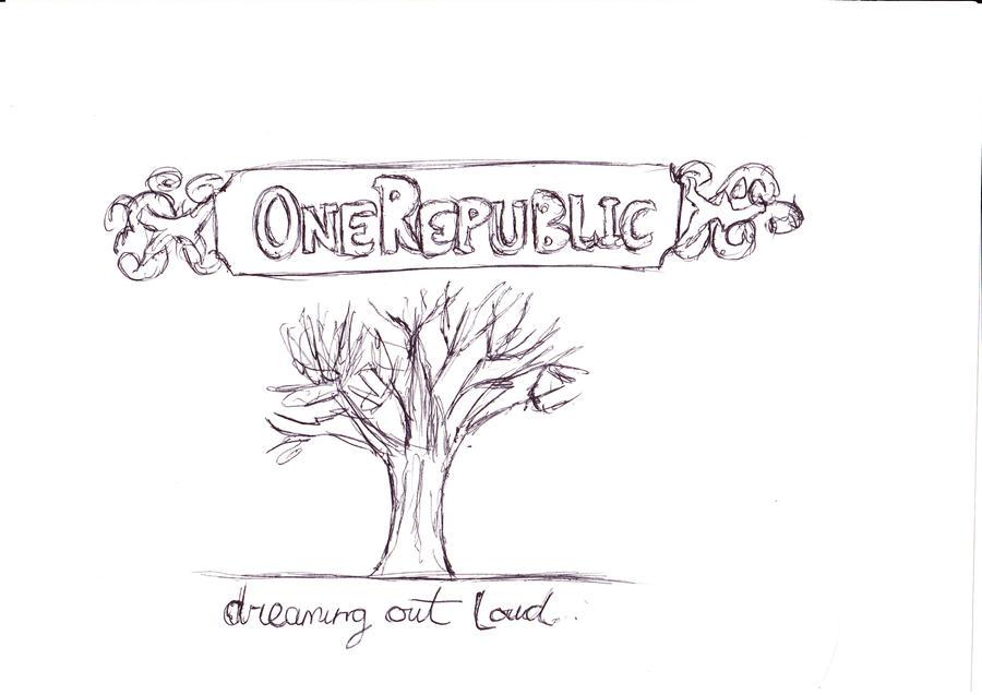 OneRepublic album cover. by tedderxx