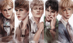 SnK Boys