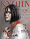 SnK Magazine: Mikasa