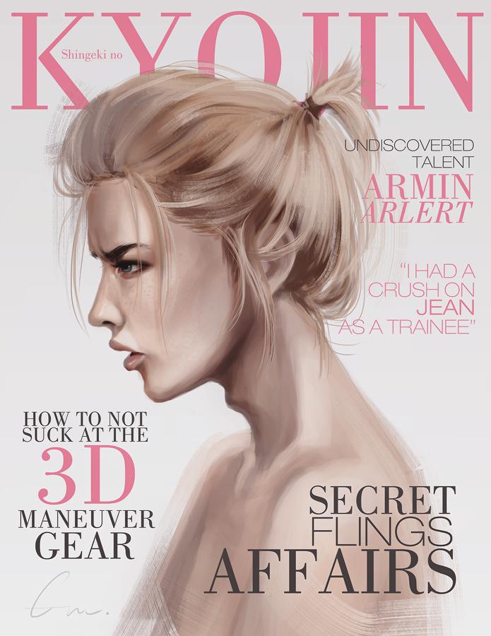 SnK Magazine: Armin