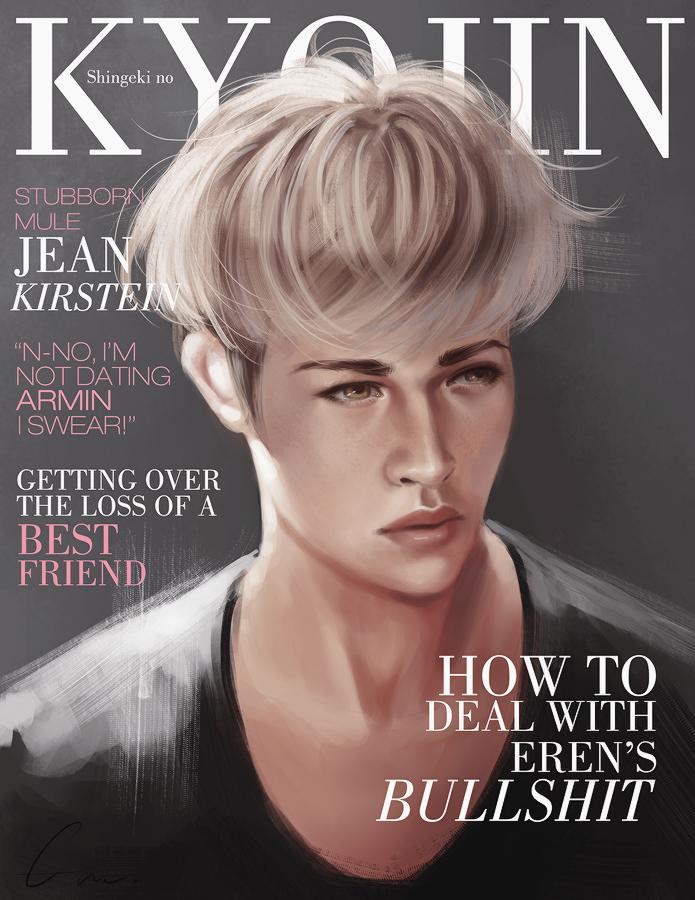 SnK Magazine: Jean