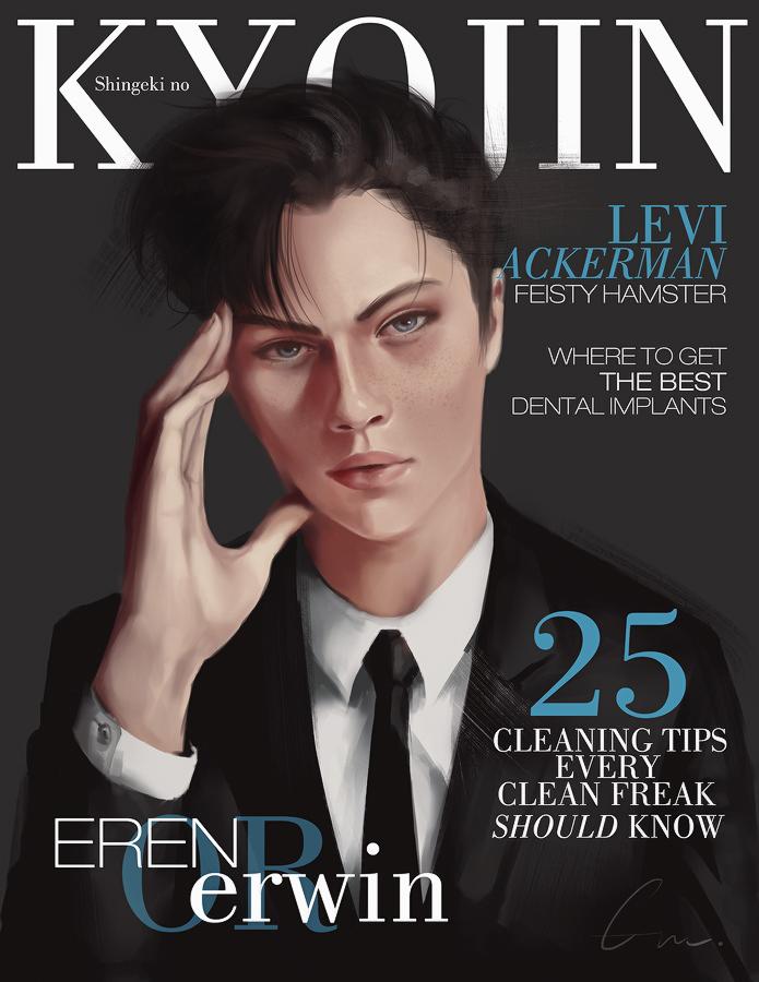 SnK Magazine: Levi