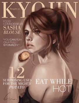 SnK Magazine: Sasha