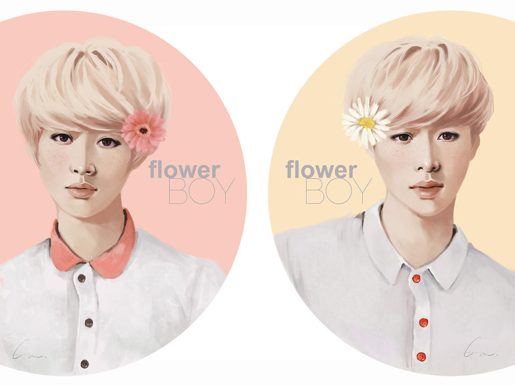 Flower Boys by putemphasis