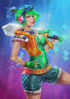 Arcade Riven by emametlo