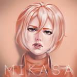 Red Mikasa