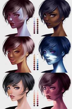 Skin and Lighting