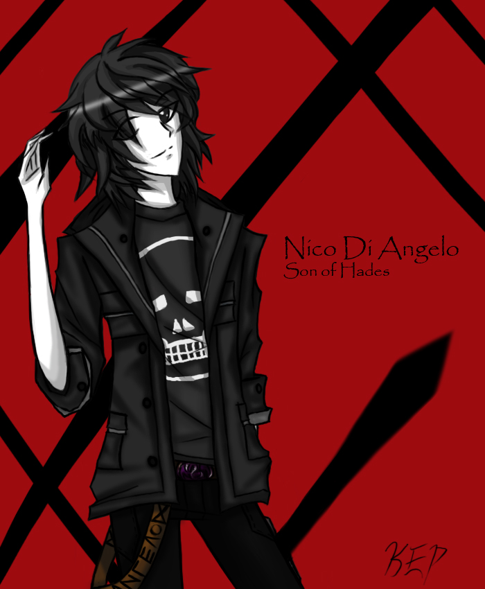 Nico Di Angelo by Kantella-KEP on DeviantArt