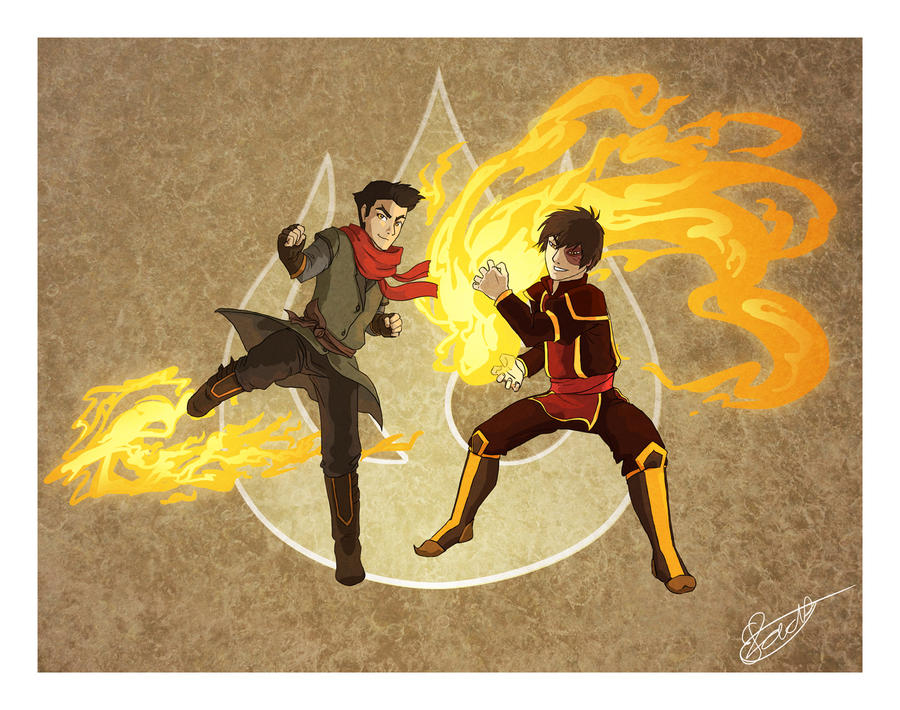 Fire Masters by BorieBorie