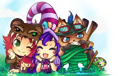 Little Champions by KoSakura