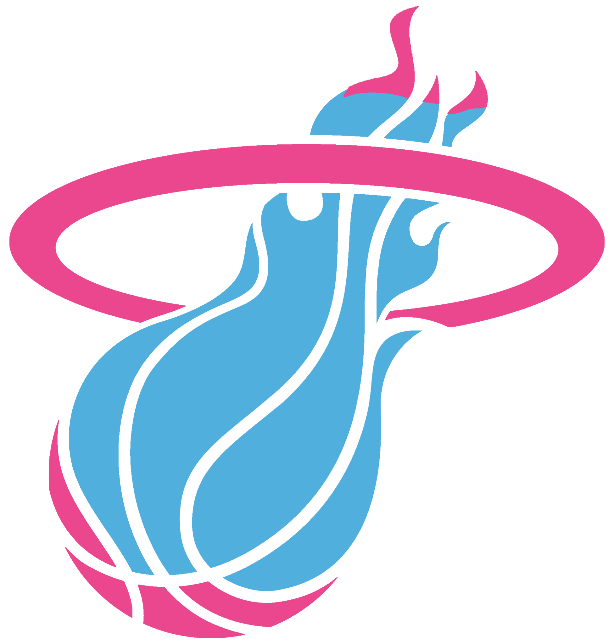 Miami Heat Vice Nights Alternate Logo By Ragerakizta On Deviantart