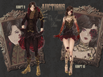 [closed 2/2] Adopts 9, 10   The Cursed Roses