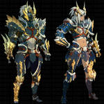 Jinouga Armor