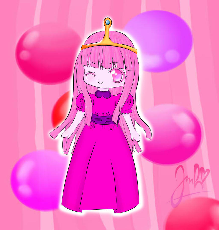 Bubblegum Princess