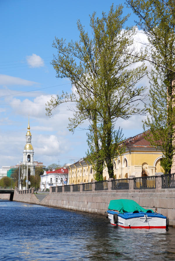 St.Petersburg by ikerizo