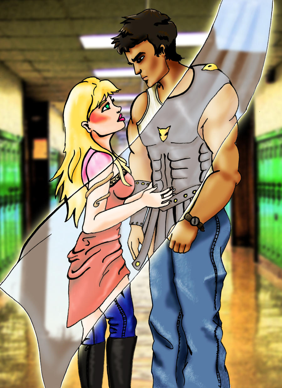 Hephaestus And Aphrodite Anime
