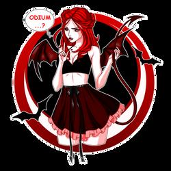 Blood odium by lJanLotel