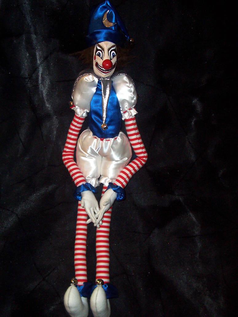 Poltergeist Clown By Satanimals On Deviantart