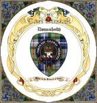 Donnachaidh Dragon Crest