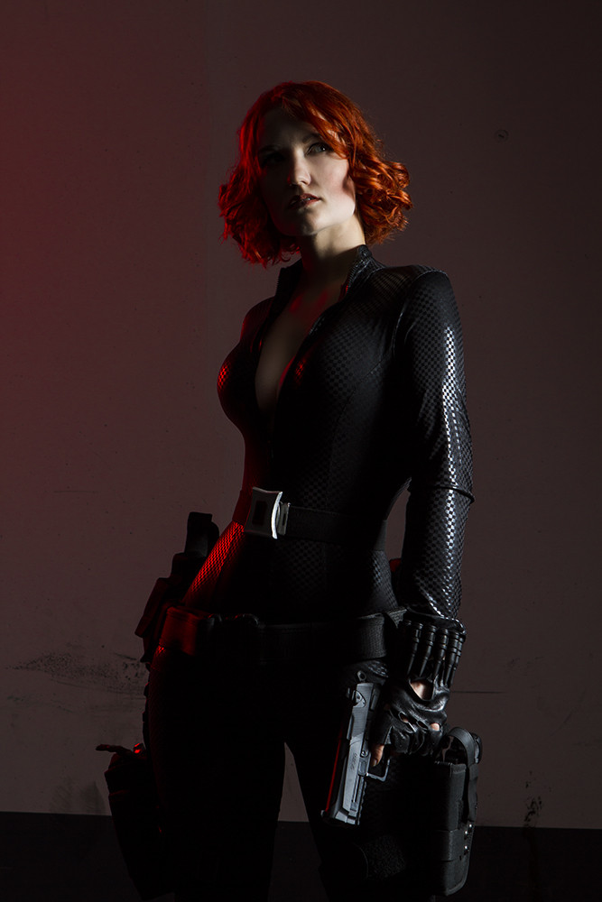 Black Widow by May--Li
