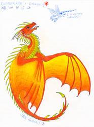 Disegnare i draghi by iguanadragon4